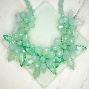 SugarFix by BaubleBar Floral Statement Necklace